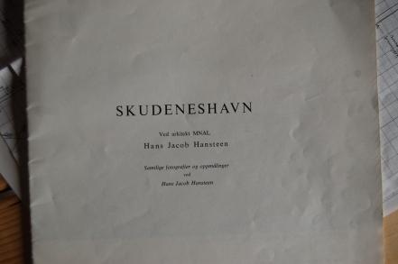 Oppmålingen til Hans Jacob Hansteen fra 1960-61.